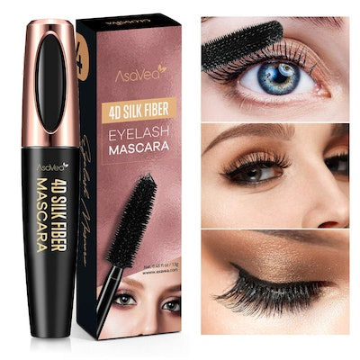 Natural 4D Silk Fiber Lash Mascara