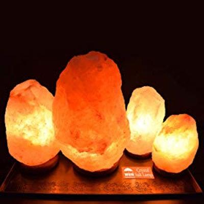 Himalayan Glow Natural Salt Lamp