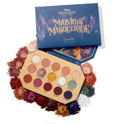 Midnight Masquerade Eyeshadow Palette