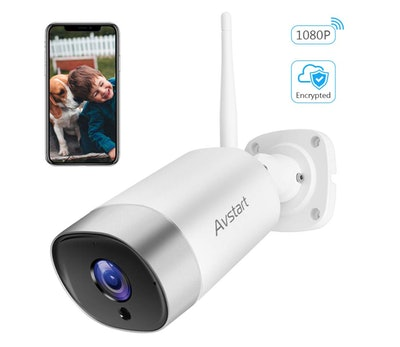 AVSmart Outdoor Security Camera