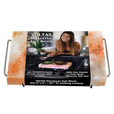 VOLTAS Himalayan Salt Cooking Block