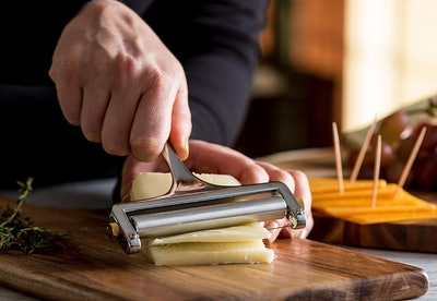 Bellemain Adjustable Thickness Cheese Slicer