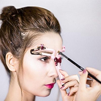 Getzan Eyebrow Stencil Tool