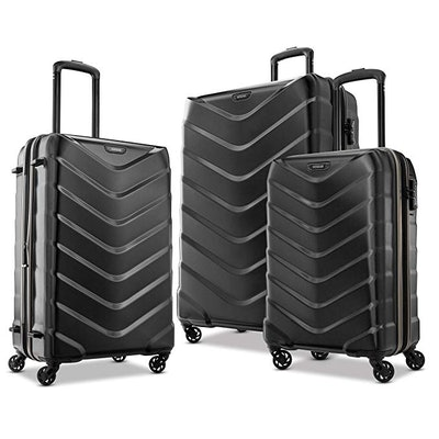 American Tourister Arrow Expandable Hardside 3-Piece Luggage Set