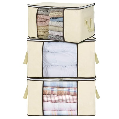 Lifewit Clothes Storage Organizer (3-Pack)