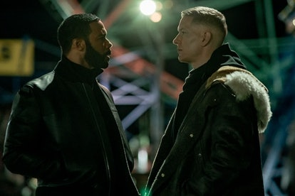 Omari Hardwick and Joseph Sikora as Ghost and Tommy in Power Season 6