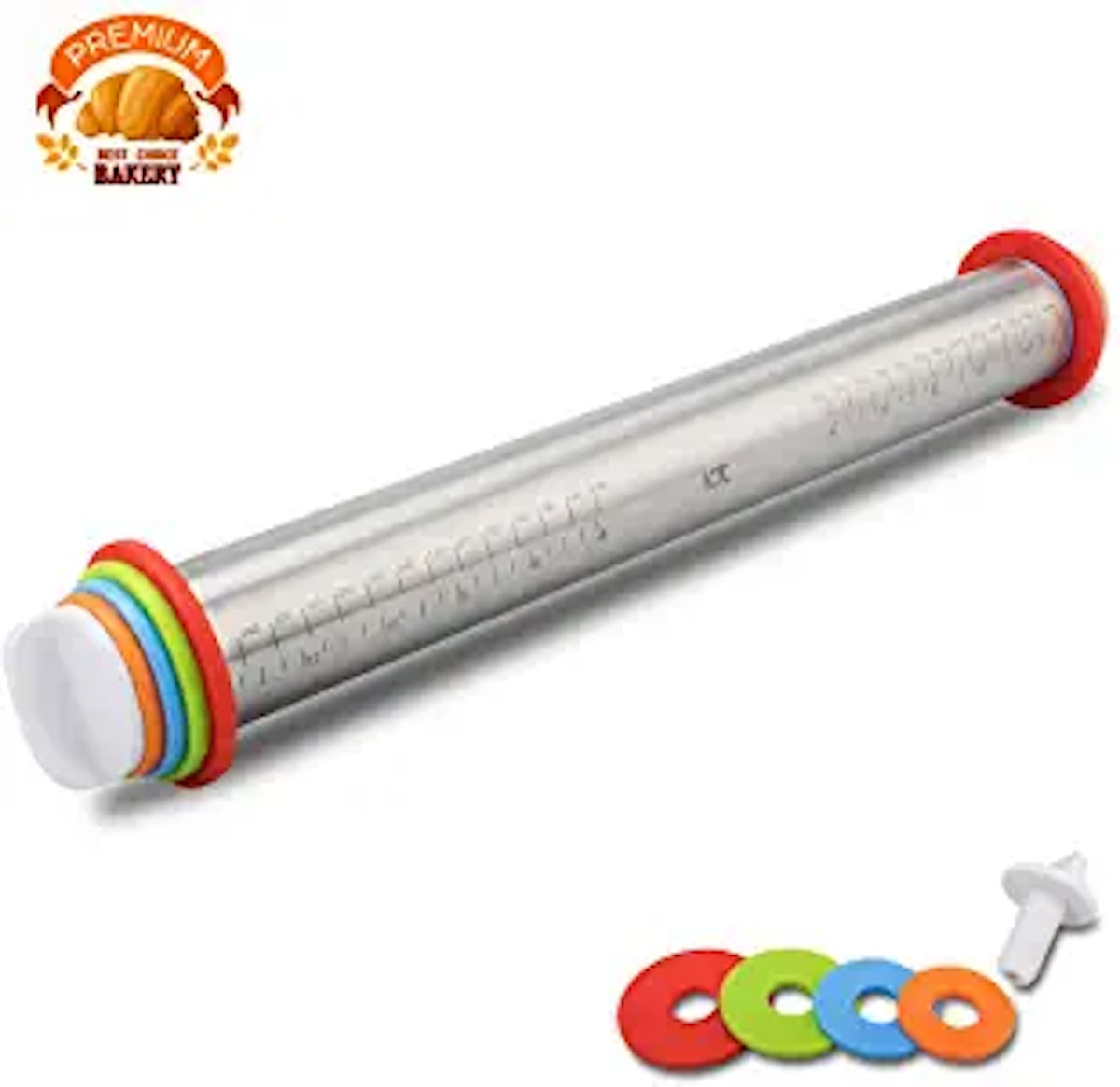 S4 Adjustable Rolling Pin