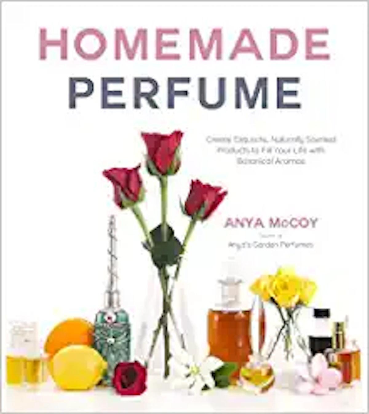 Homemade Perfume Book