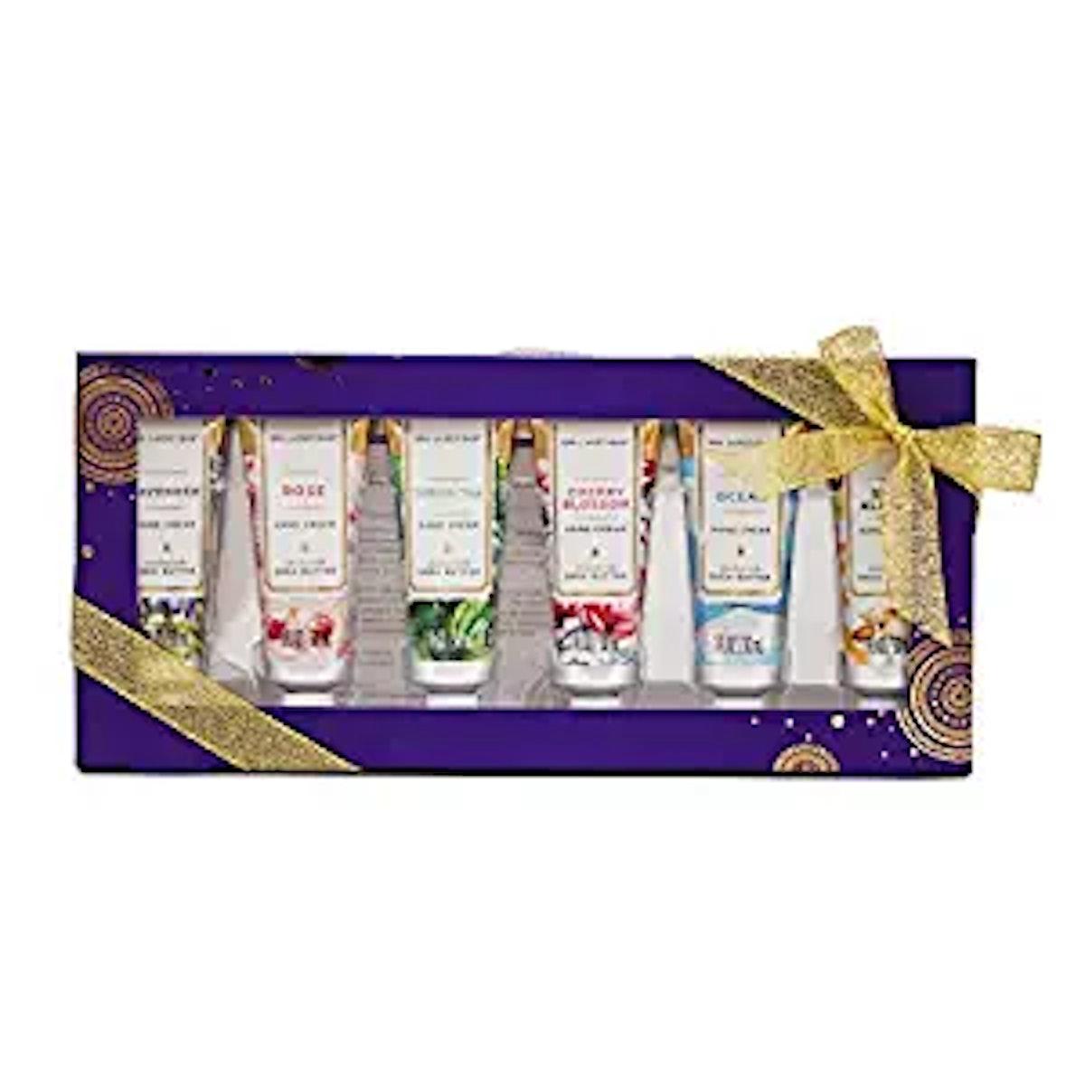 Spa Luxetique Shea Butter Hand Cream Gift Set