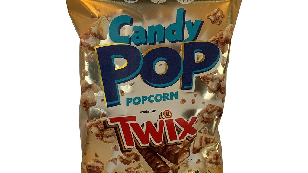 Twix Popcorn Is At Sam's Club Now & It's The Perfect Salty
