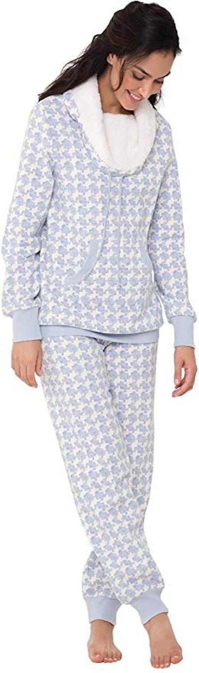 PajamaGram Soft Fleece Women's Pajamas