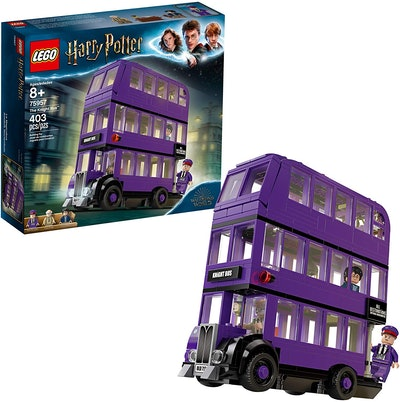 Roll over image to zoom in LEGO Harry Potter and The Prisoner of Azkaban Knight Bus