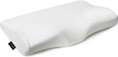 Contour Memory Foam Orthopedic Sleeping Pillow