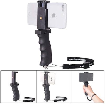 Ergonomic Smartphone Holder by fantaseal