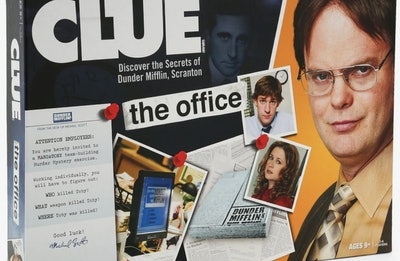 'The Office' Clue