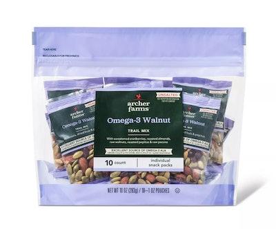 Archer Farms Omega 3 Walnut Trail Mix