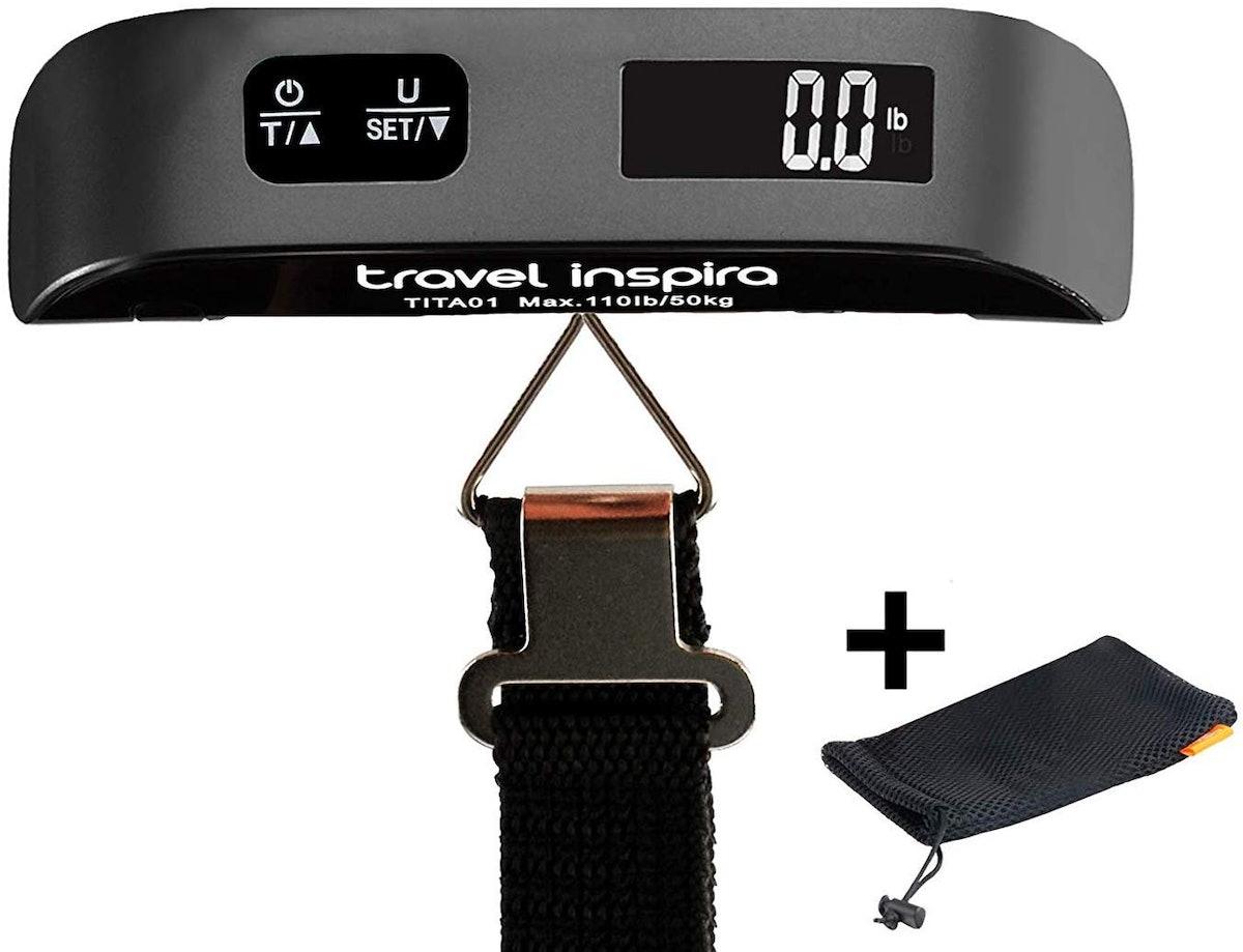 Travel Inspira Digital Luggage Scales