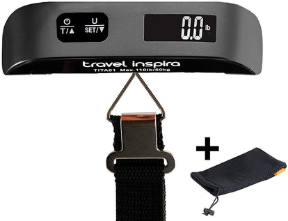 Travel Inspira Digital Luggage Scales