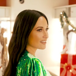 Kacey Musgraves Amazon Christmas Special trailer