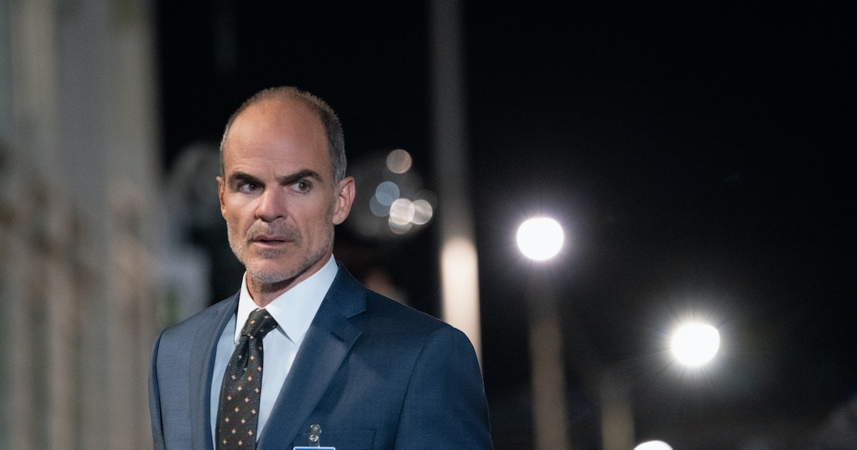 Mike November On 'Jack Ryan' Is A Role Actor Michael Kelly Is Used To