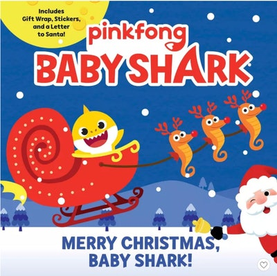 Merry Christmas, Baby Shark! by Pinkfong