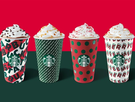 The Starbucks holiday cup designs for 2019 have arrived.
