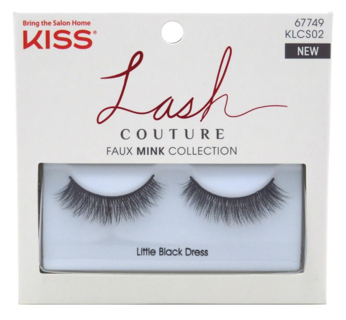 KISS Lash Couture Faux Mink Collection (3-Pack)