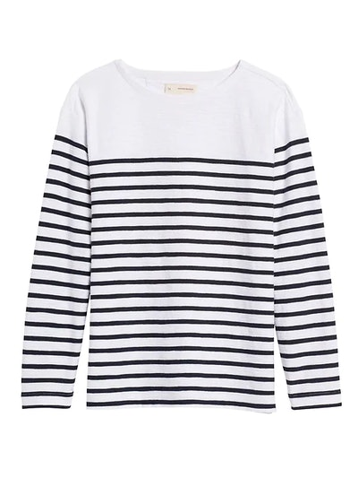 Heritage Mariner Stripe T-Shirt