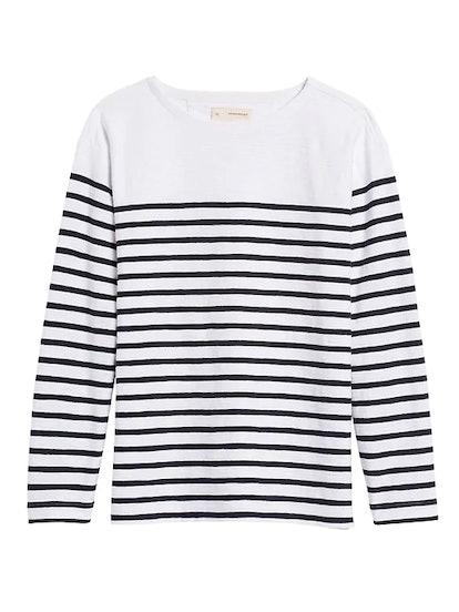 Heritage Mariner Stripe T-Shirt