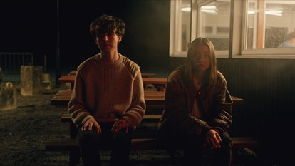 James and Alyssa's journey continues on The End of the F***ing World Season 2.