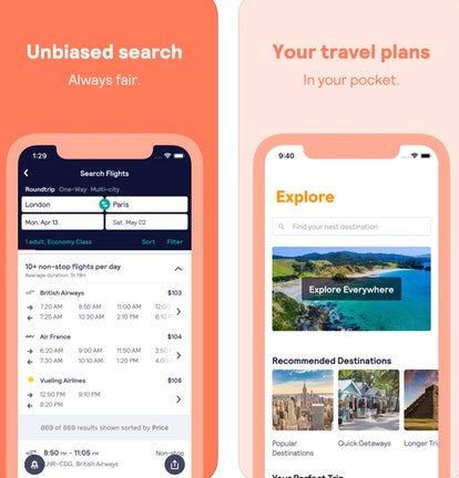 apps for travel deals