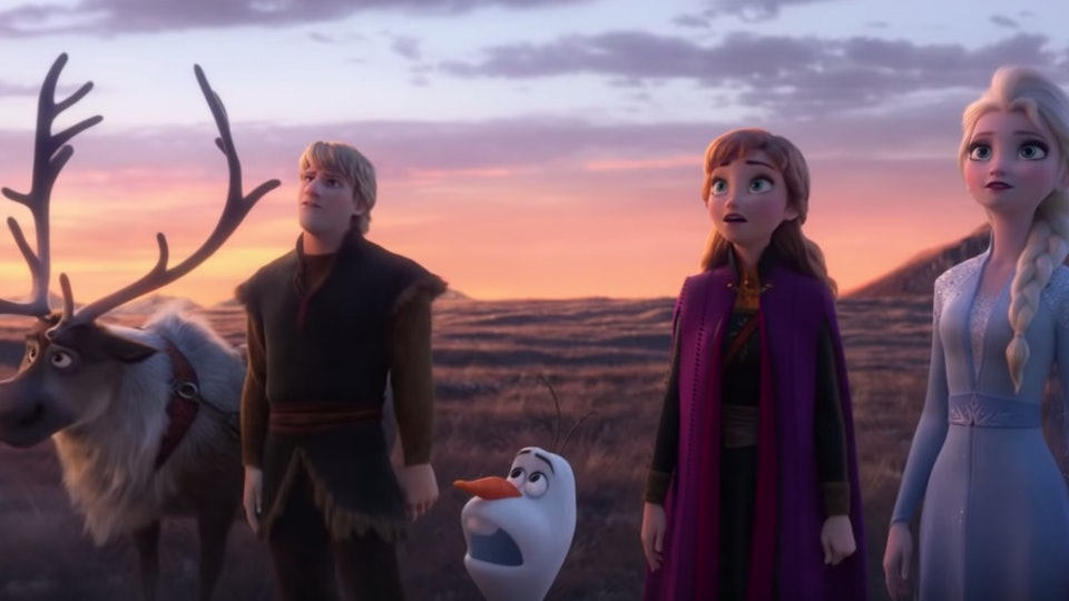 The 'Frozen 2' soundtrack will be released ahead of the movie.