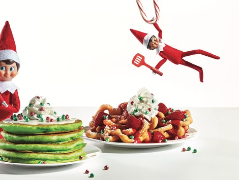 IHOP has an Elf on the Shelf-inspired menu for 2019.