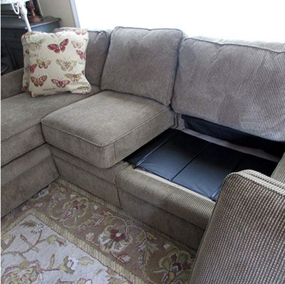 Evelots Sofa/Couch Cushion Wood Support