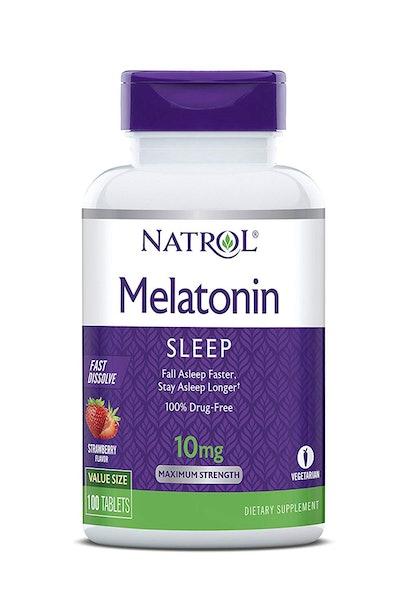 Natrol Melatonin Fast Dissolve Tablets (100 count)