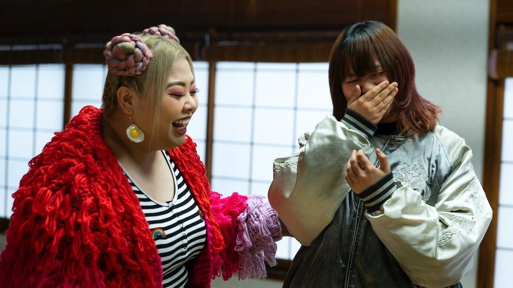 Naomi Watanabe on Netflix's 'Queer Eye: We're in Japan!'