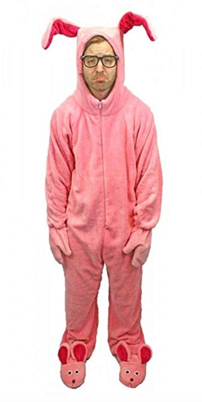 A Christmas Story Deluxe Bunny Suit Pajamas from Aunt Clara by A Christmas Story House