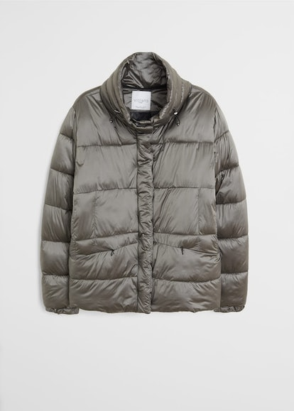 Detachable Neck Anorak