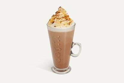 Costa's 2019 Christmas menu