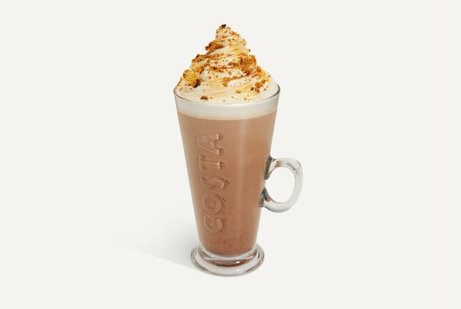 Costa's 2019 Christmas menu