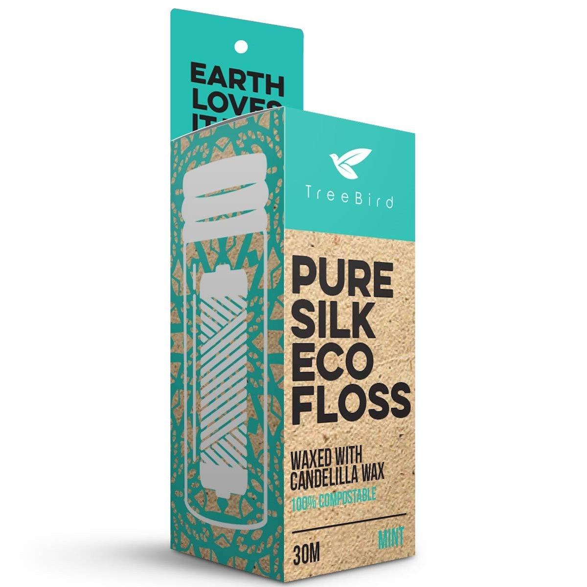 TreeBird Biodegradable Dental Floss