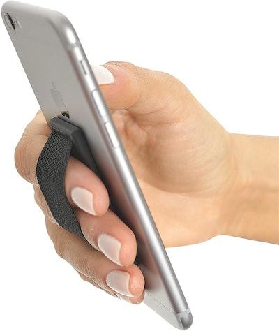 goStrap Finger Strap Screen Protector for Smartphones