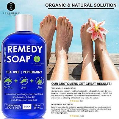 Remedy Soap Tea Tree Oil Body Wash