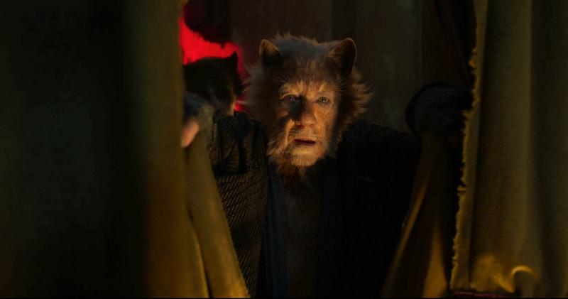 Ian McKellen defends 'Cats' movie CGI