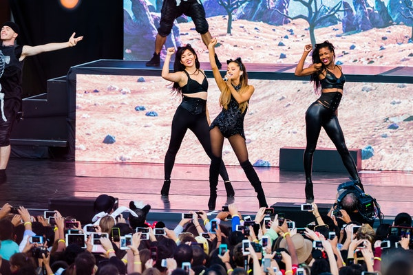 Event Designer Edward Perotti Shares What It's Like Throwing Parties With Ariana Grande