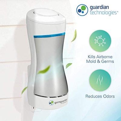 Germ Guardian Pluggable Air Purifier & Sanitizer