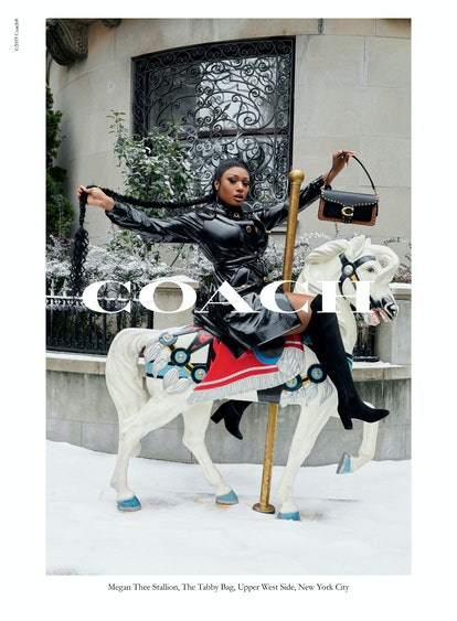 "Coach unveils it's Holiday 2019 campaign ""Wonder For All"" with Megan Thee Stallion, Yara Shahidi, Bob The Drag Queen, Spike Lee, and more"