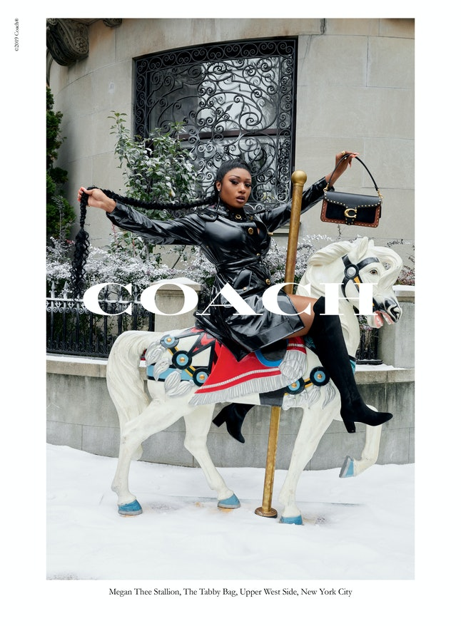 """Coach unveils it's Holiday 2019 campaign """"Wonder For All"""" with Megan Thee Stallion, Yara Shahidi, Bob The Drag Queen, Spike Lee, and more"""