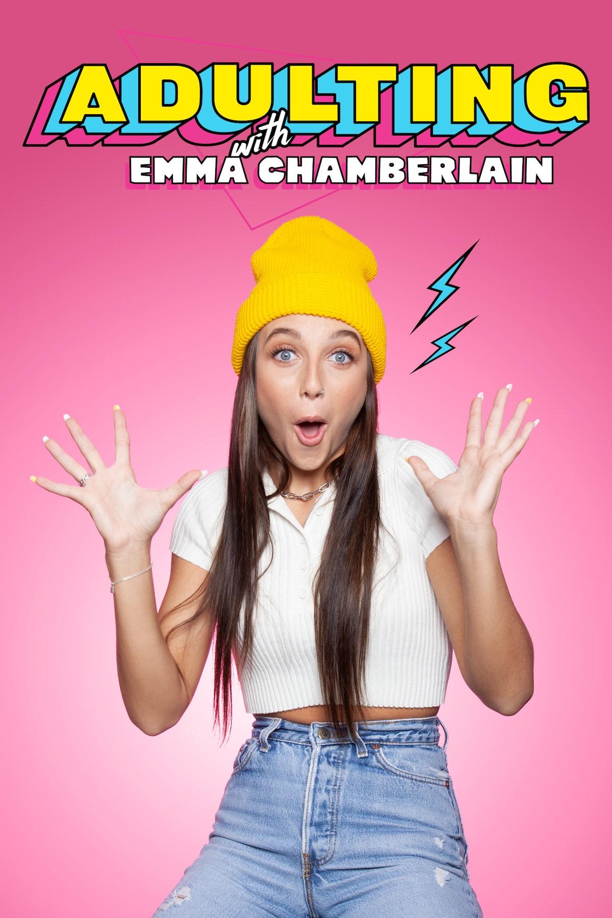 Emma Chamberlain Snapchat series 'Adulting'