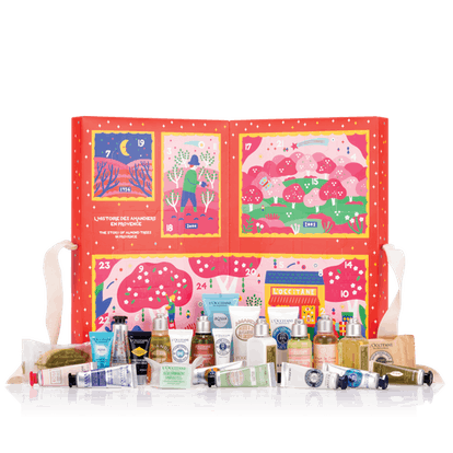 Signature Advent Calendar: L'OCCITANE's Christmas Tale